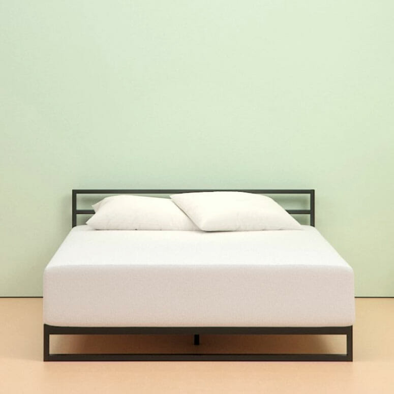 Green Tea Memory Foam Mattress by Zinus