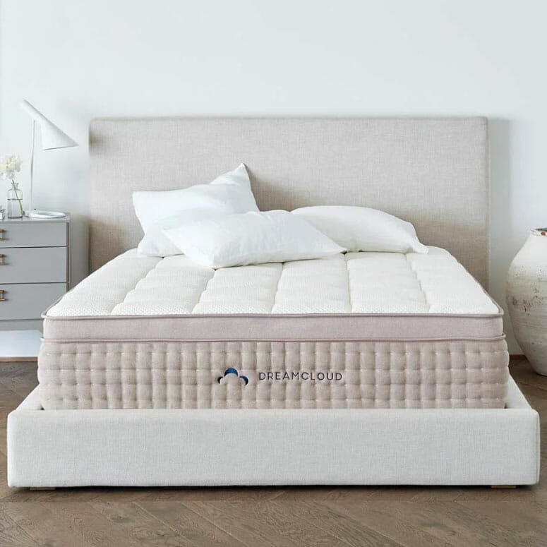 DreamCloud Luxury Hybrid Mattress by Nectar Sleep