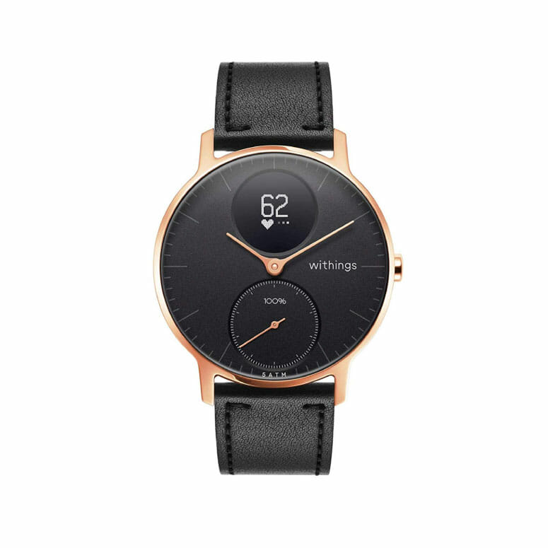 Steel HR Hybrid Smartwatch by Withings