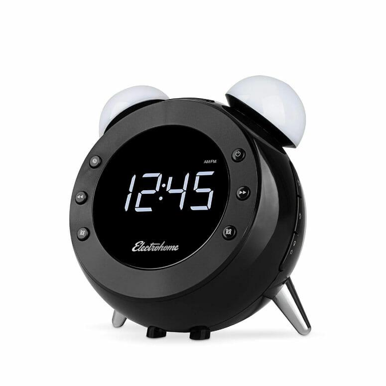 Electrohome Retro Alarm Clock Radio