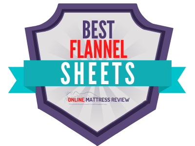 Best Flannel Sheets Badge