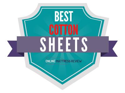 Best Cotton Sheets Badge