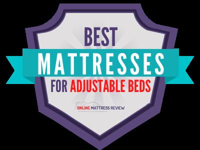 Best Mattresses for Adjustable Beds Badge