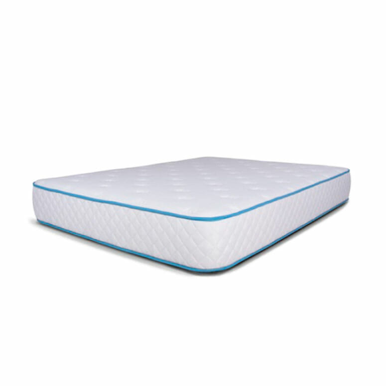 DreamFoam Bedding Arctic Dreams Cooling Gel Mattress