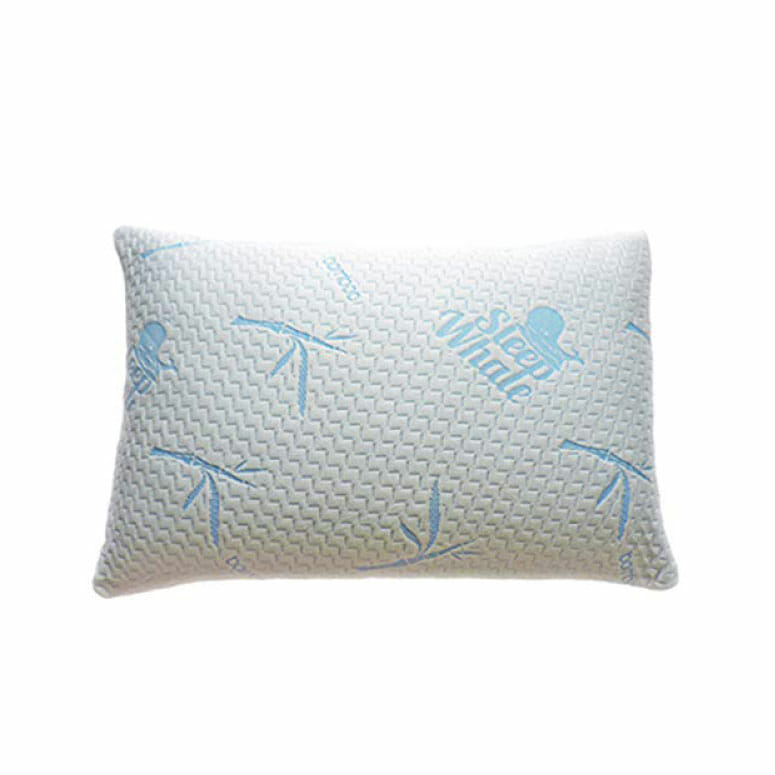 Five Diamond Collection Bamboo Covered Shredded Memory Foam Pillow