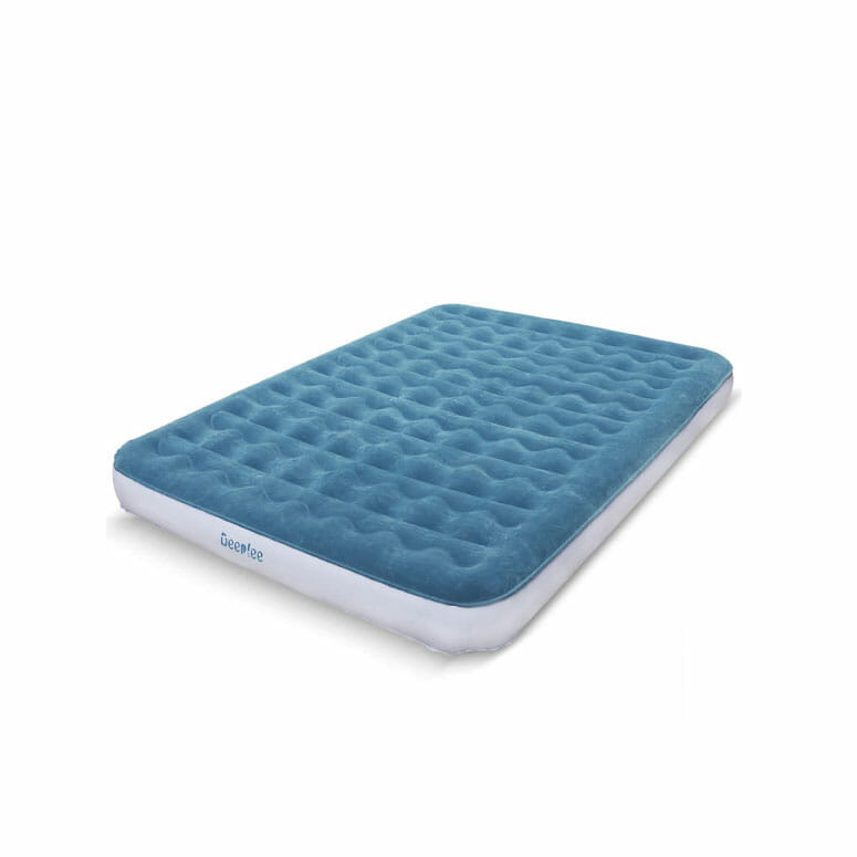 Deeplee Air Mattress Queen Size Airbed