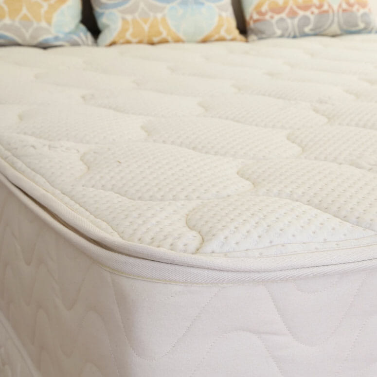 "10"" Natural Latex Mattress by Spindle"