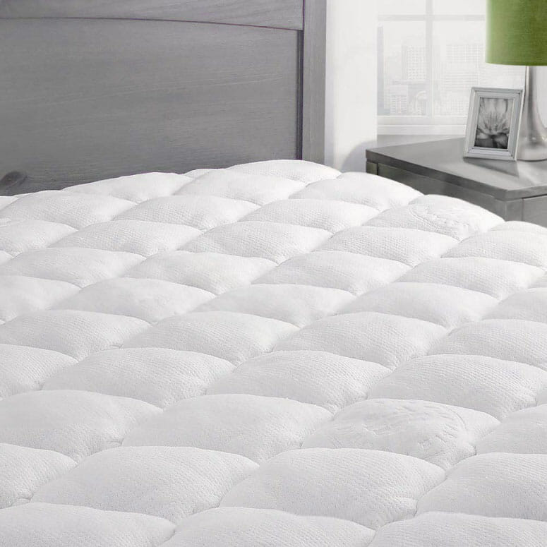ExceptionalSheets Rayon From Bamboo Mattress Pad