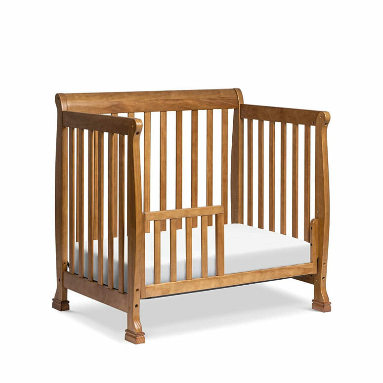 Davinci Kalani 4 In 1 Convertible Mini Crib and Twin Bed