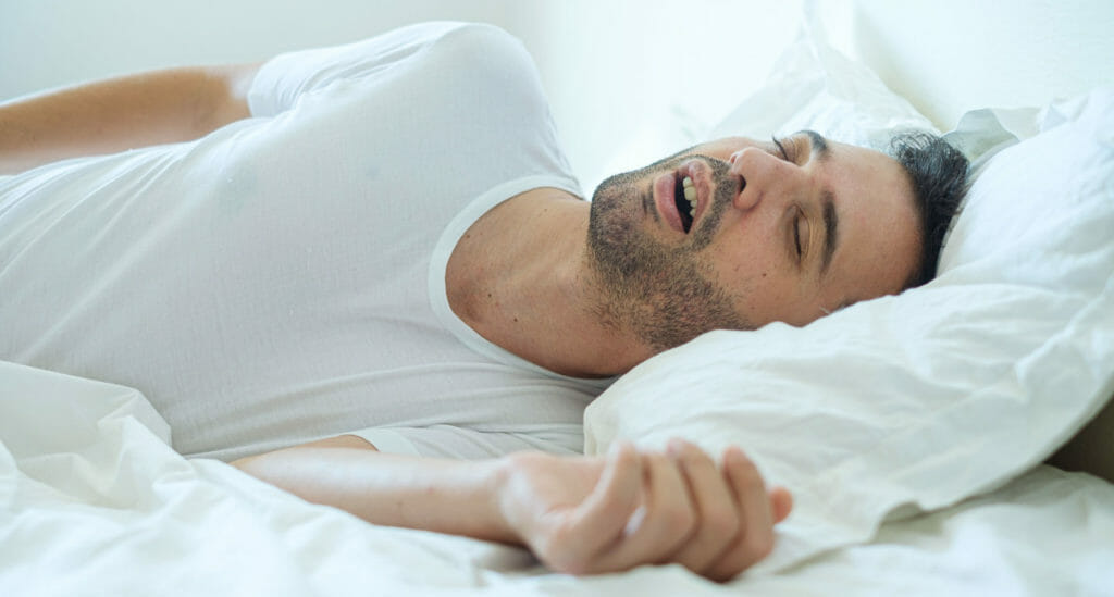 The Best Way to Stop Snoring