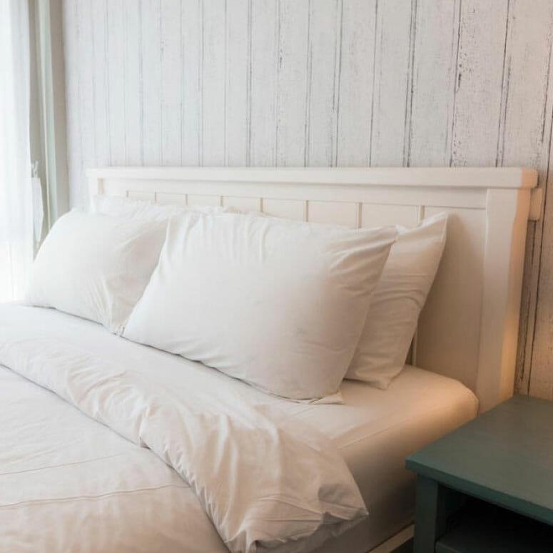 American Pillowcase 300 Thread Count 100% Egyptian Cotton Flat Sheet