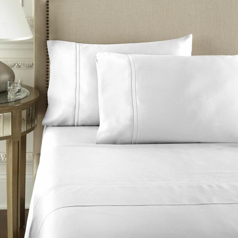 Pure Parima 100% Certified Egyptian Cotton Yalda Sheet Set