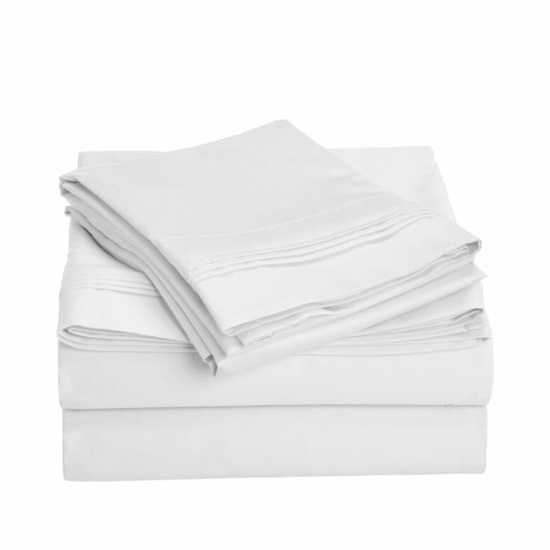 Superior 1000 Thread Count 100% Egyptian Cotton Sheet Set