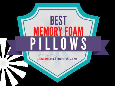 Best Memory Foam Pillows Badge