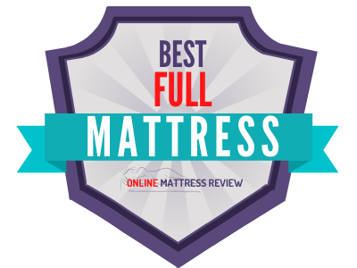 Best Full Mattress Badge