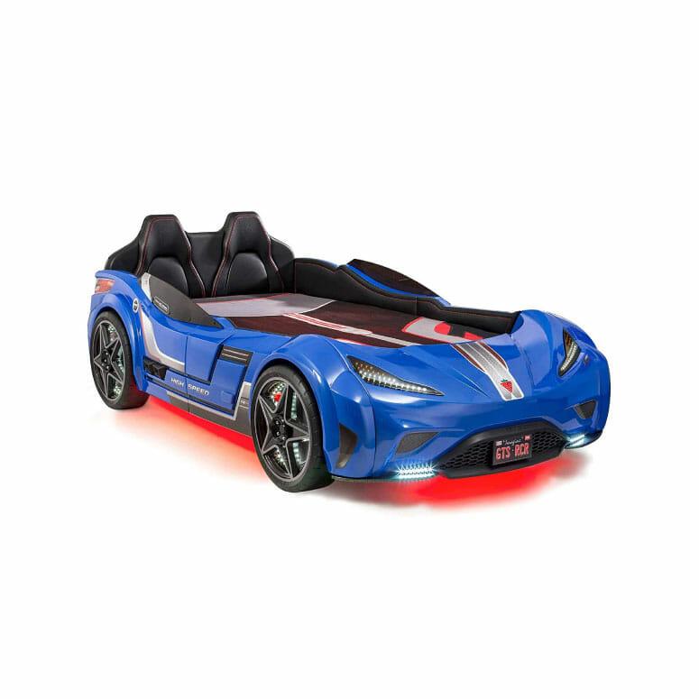 Cilek GTS Twin Size Kids Race Car Bed Frame