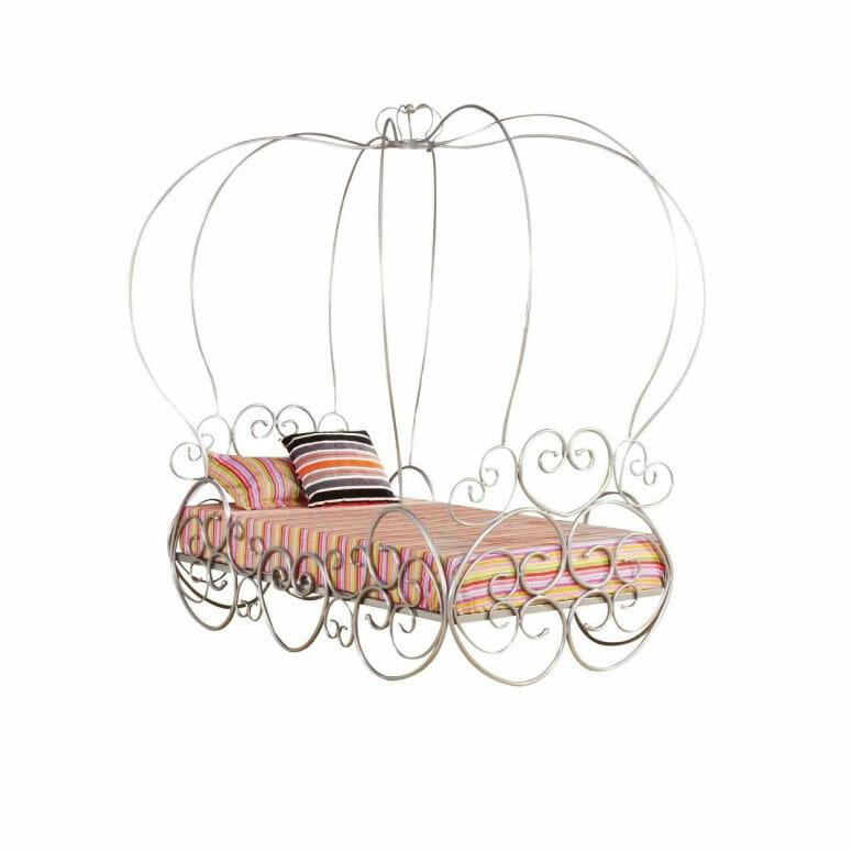 Acme Furniture 37190T Priya Canopy Bed