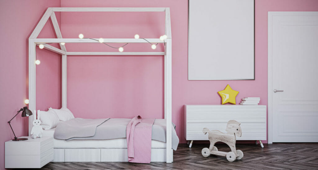Best Bed Frames For Girls
