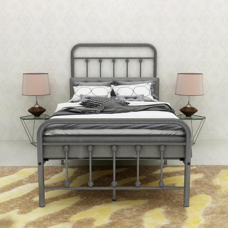 BOFENG Metal Bed Platform
