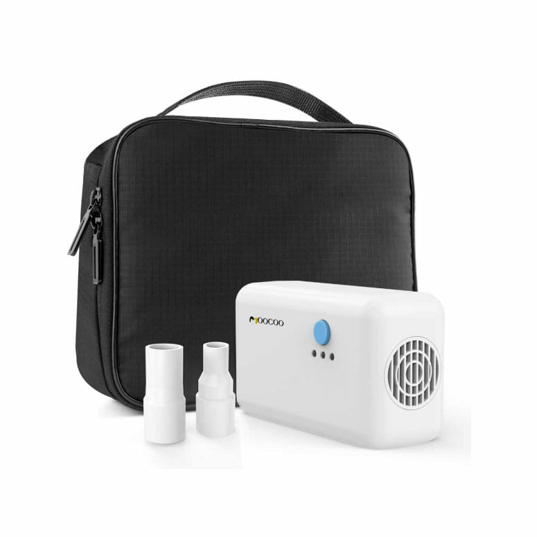 2019 Multifunction Moocoo CPAP Cleaner and Sanitizer