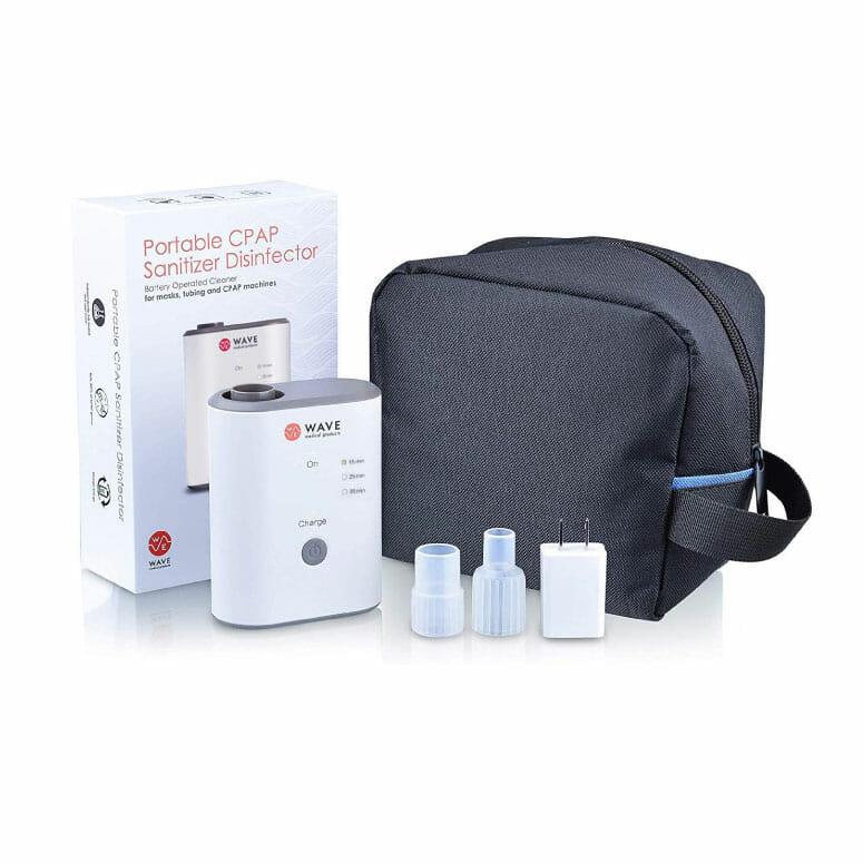 Wave Medical CPAP Cleaner and Sanitizer Bundle
