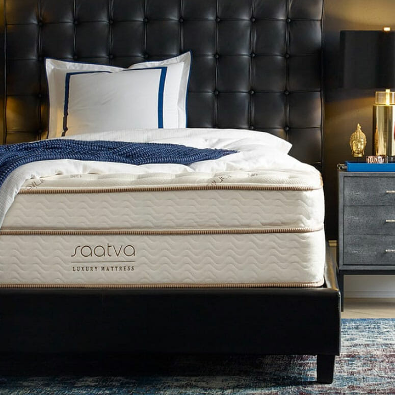 Best Innerspring Mattress for Sex: The Saatva Classic from Saatva