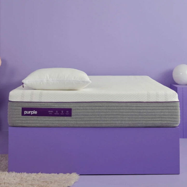 Best Pressure Relieving Mattress for Sex: The New Purple Mattress by Purple