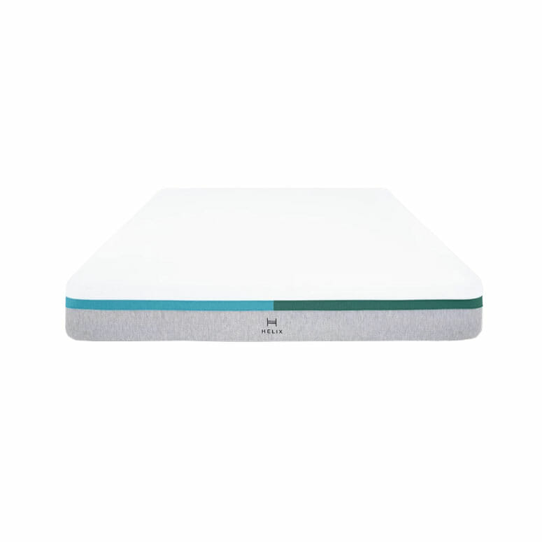 Best Couples Mattress for Sex: Helix Dual Balanced by Helix
