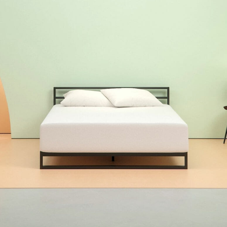 Best Value Mattress for Sex: Zinus Green Tea Memory Foam Mattress by Zinus