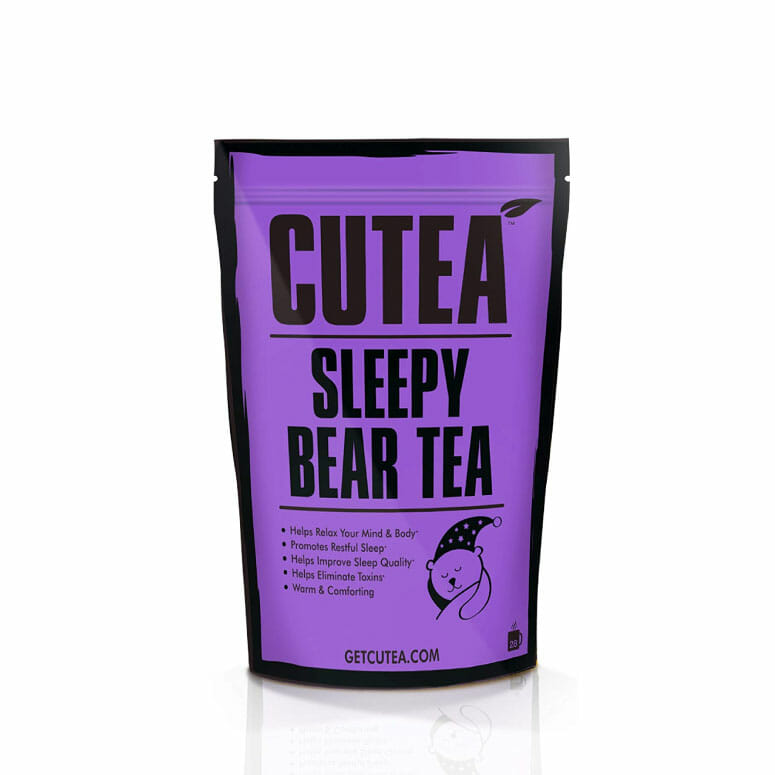 CUTEA Sleeping Tea