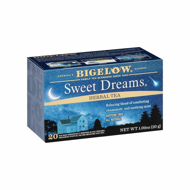 Bigelow Tea Sweet Dreams Herbal Tea