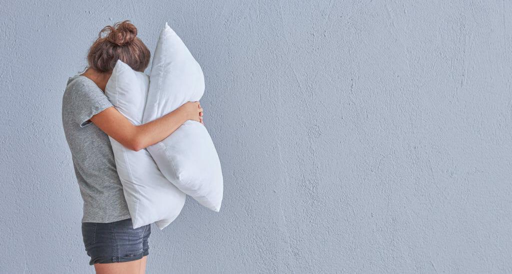Latex Vs. Memory Foam Pillow