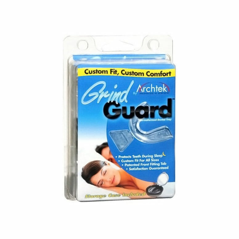 Archtek Grind Guard Dental Tray with Case