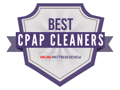 Best CPAP Cleaners Badge