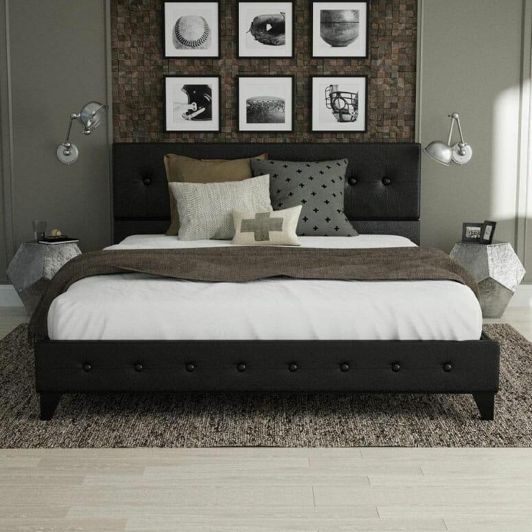 Urest Full-Size Bed Frame