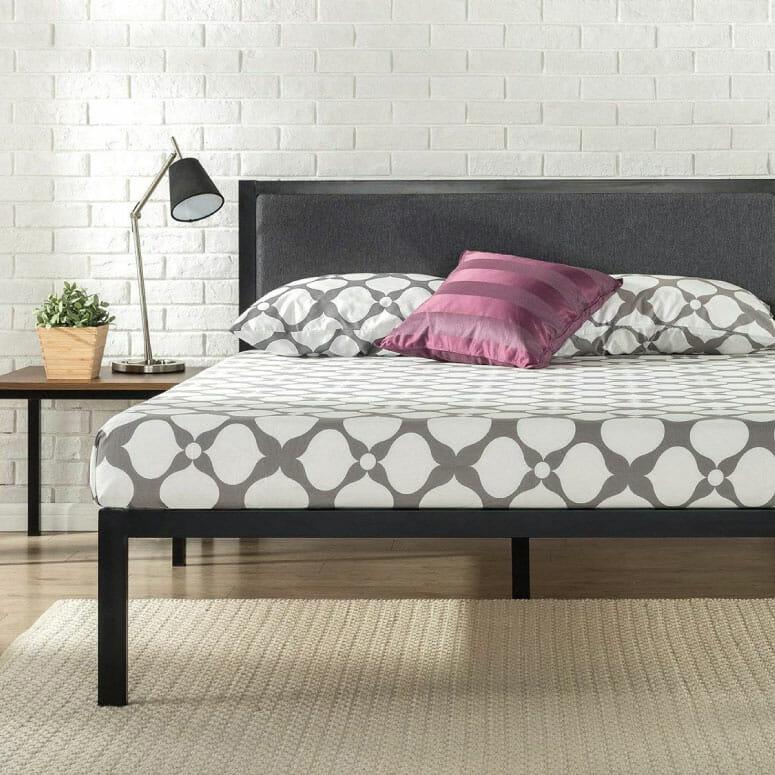 Zinus Korey 14 Inch Platform Metal Bed Frame