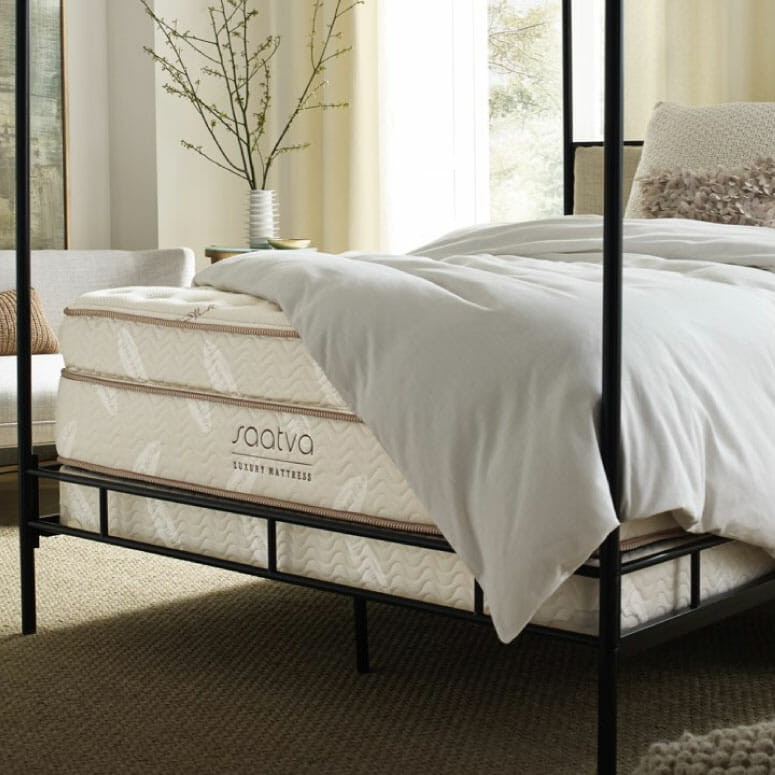Saatva Plush Soft Mattress