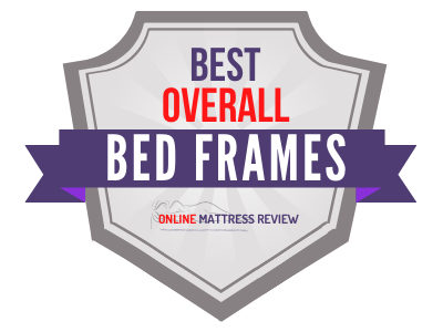 Best Overall Bed Frames Badge