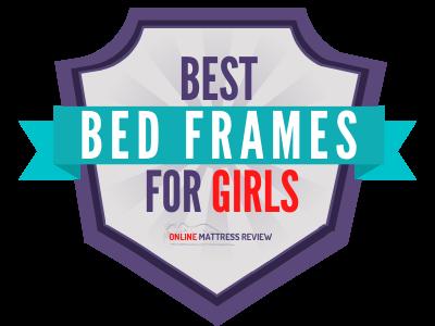 Best Bed Frames for Girls Badge