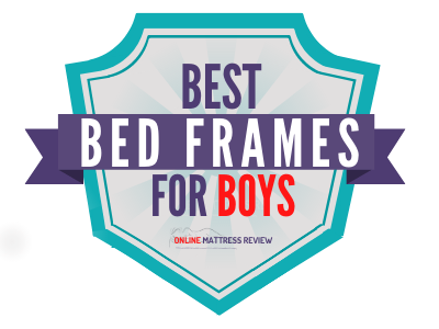 Best Bed Frames for Boys Badge