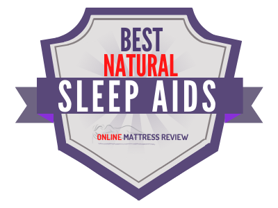 Best Natural Sleep Aids Badge
