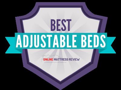 Best Adjustable Beds Badge