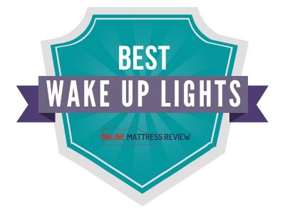 Best Wake Up Lights Badge