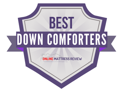 Best Down Comforters Badge