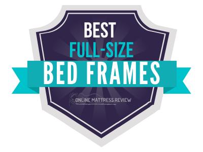 Best Full-Size Bed Frames Badge