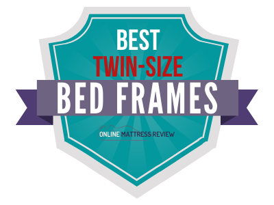 Best Twin-Size Bed Frames Badge