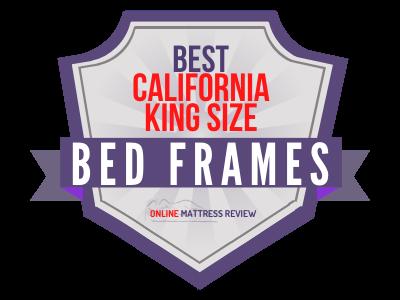 Best California King Size Bed Frames Badge