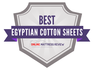 Best Egyptian Cotton Sheets Badge