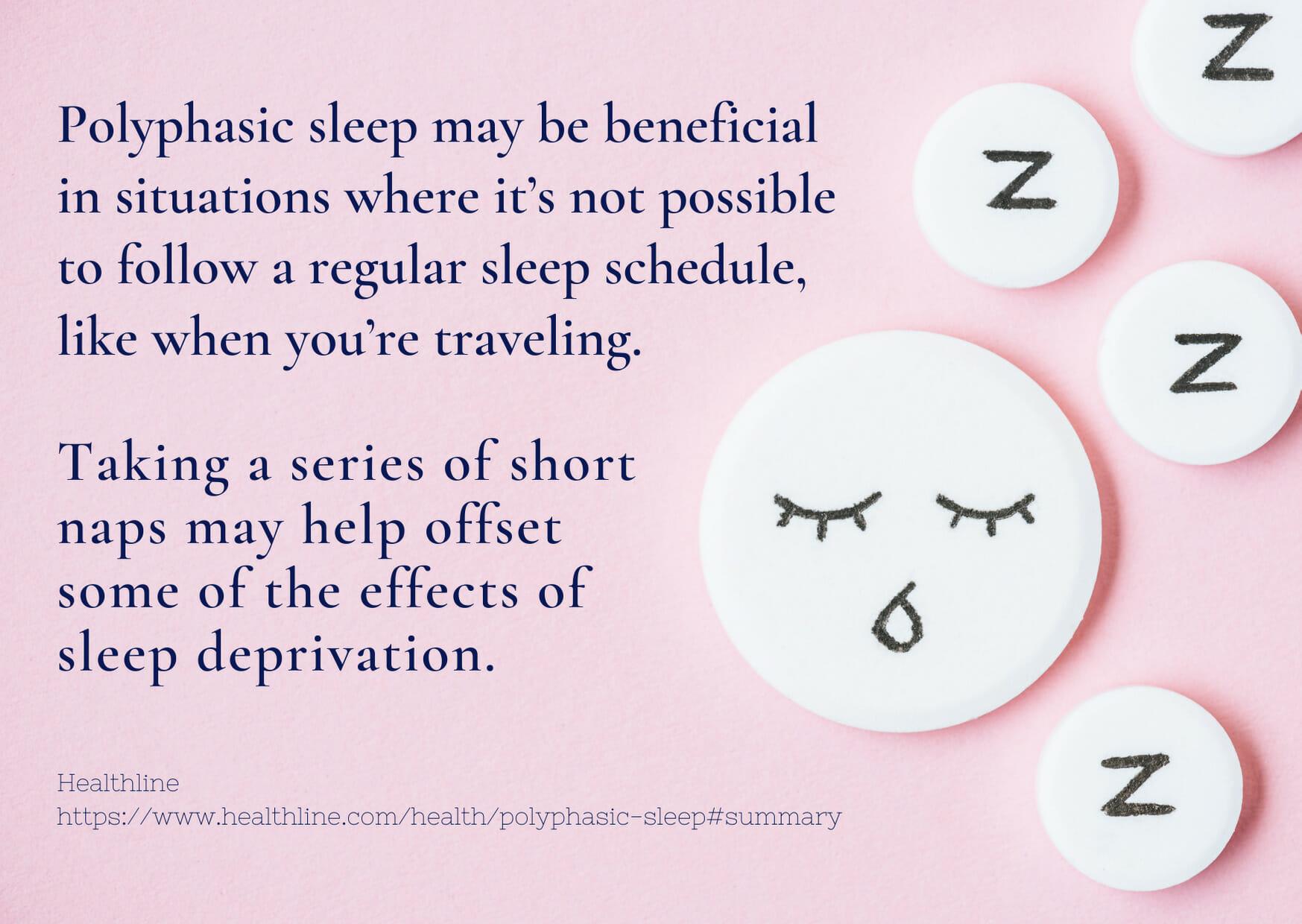 Polyphasic Sleep fact 3