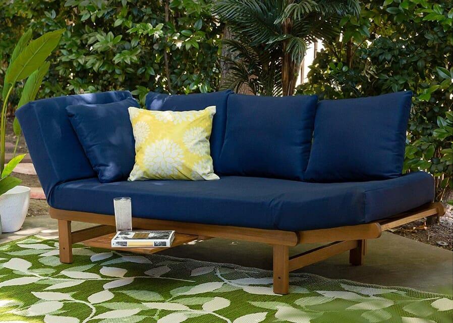 Outdoor Porch Bed 3